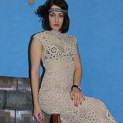 Одежда ручной работы. Ярмарка Мастеров - ручная работа Платье Элеонора. Handmade.