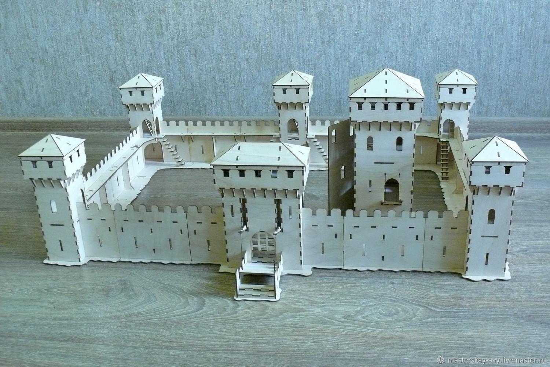 Средневекового замка своими руками фото 802