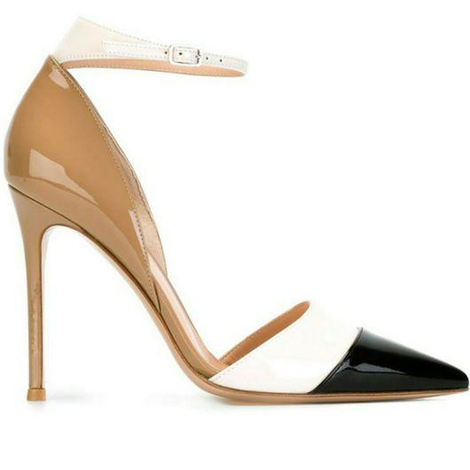 """Обувь ручной работы. Ярмарка Мастеров - ручная работа. Купить Туфли женские ''Dilemma"""". Handmade. Туфли, туфли на каблуке"""