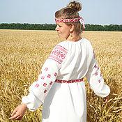 Русский стиль handmade. Livemaster - original item Russian women dress