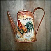 Цветы и флористика handmade. Livemaster - original item Watering Cock. Handmade.