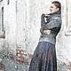 Пиджаки, жакеты ручной работы. Валяная куртка и юбка Март. FeltOx ( Оксана Ткаченко). Ярмарка Мастеров. Прядение