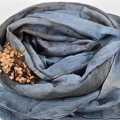 Scarves handmade. Livemaster - original item Cambric scarf