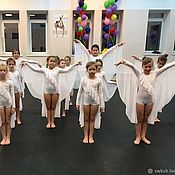 """Работы для детей, ручной работы. Ярмарка Мастеров - ручная работа Костюм для танца """"журавли"""". Handmade."""
