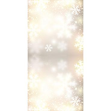 """Дизайн и реклама ручной работы. Ярмарка Мастеров - ручная работа ФотоФон """"Боке снежинки"""" #111. Handmade."""