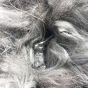 Шерсть ручной работы. Ярмарка Мастеров - ручная работа Пух ангорского кролика , сырец.. Handmade.