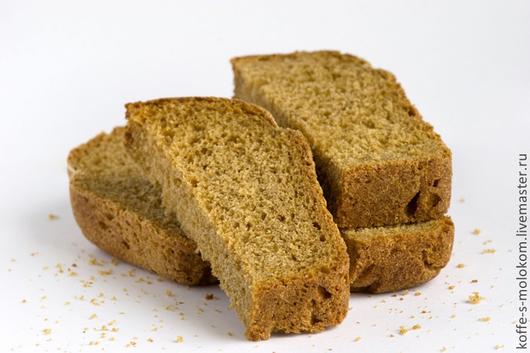 Материалы для косметики ручной работы. Ярмарка Мастеров - ручная работа. Купить Силиконовая форма для мыла Кусок чёрного хлеба. Handmade.