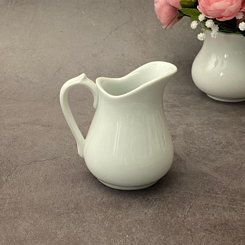 Винтаж: Молочник МАГИЯ БЕЛОГО. LIMOGES. B&C. Франция, Винтажная кухонная утварь, Лион,  Фото №1