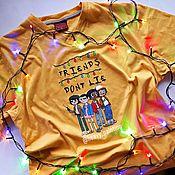 Сувениры и подарки handmade. Livemaster - original item T-shirt