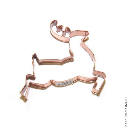 Другие виды рукоделия ручной работы. Ярмарка Мастеров - ручная работа. Купить Форма для вырезания печенья: Олень (гигант). Handmade.