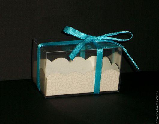 Упаковка ручной работы. Ярмарка Мастеров - ручная работа. Купить Коробки для макаронс. Handmade. Белый, упаковка, упаковка для подарка