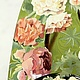 """Декоративная посуда ручной работы. Ярмарка Мастеров - ручная работа. Купить """" Дивный сад"""", стекло, фьюзинг, роспись. Handmade."""