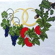"""Свадебный салон ручной работы. Ярмарка Мастеров - ручная работа Свадебные рушник """"под ноги"""", ручная вышивка. Handmade."""