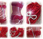 """Одежда ручной работы. Ярмарка Мастеров - ручная работа """"Подарочная упаковка """" для девушек. Handmade."""