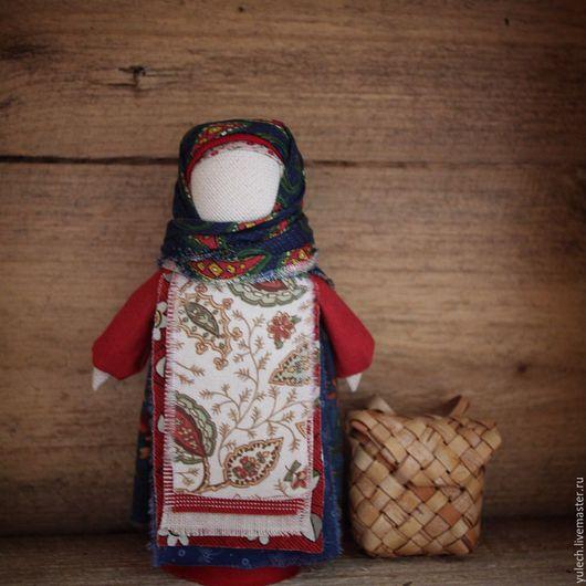 """Народные куклы ручной работы. Ярмарка Мастеров - ручная работа. Купить Народная русская куколка"""" Успешница"""". Handmade. Комбинированный, успешница"""