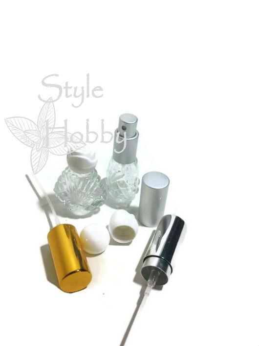 Perfume flacon 8 ml, Bottles1, Moscow,  Фото №1