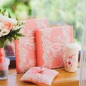 Свадебный салон ручной работы. Ярмарка Мастеров - ручная работа Свадебные аксессуары в коралловом цвете. Handmade.