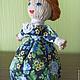 Статуэтки ручной работы. кукла барышня. Ирина (irinina-irina). Интернет-магазин Ярмарка Мастеров. Интерьерная игрушка, для дома и интерьера