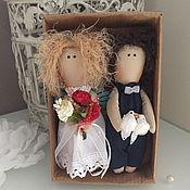 Свадебный салон ручной работы. Ярмарка Мастеров - ручная работа Свадебные ангелы. Handmade.