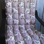 Для дома и интерьера handmade. Livemaster - original item Cloak on a chair. Handmade.