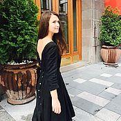 Одежда ручной работы. Ярмарка Мастеров - ручная работа Платье для романтичных натур. Handmade.