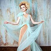 Платья ручной работы. Ярмарка Мастеров - ручная работа Изящное платье в стиле Бохо. Handmade.