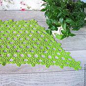 Для дома и интерьера handmade. Livemaster - original item Crocheted doily Spring. Handmade.
