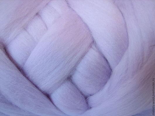 Валяние ручной работы. Ярмарка Мастеров - ручная работа. Купить Шерсть для валяния меринос 18 микрон цвет Сумерки (Twilight). Handmade.