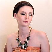 Украшения handmade. Livemaster - original item Beads Ondine. Handmade.