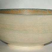 Посуда ручной работы. Ярмарка Мастеров - ручная работа Керамическая миска ручной работы. Handmade.
