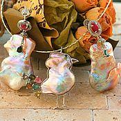 Комплекты украшений ручной работы. Ярмарка Мастеров - ручная работа Chicken.Кулон. Handmade.