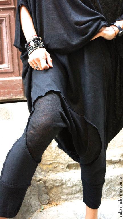 брюки льняные брюки летние штаны летние брюки черный брюки штаны с мотней брюки с мотней черные спортивные брюки