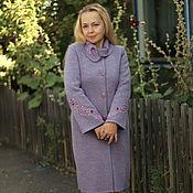 "Одежда handmade. Livemaster - original item Knitted coat ""Ligature"". Handmade."