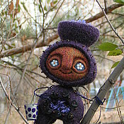 """Куклы и игрушки ручной работы. Ярмарка Мастеров - ручная работа войлочная игрушка """"кентаврик"""". Handmade."""