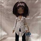 Куклы и игрушки ручной работы. Ярмарка Мастеров - ручная работа Mia Ума Турман. Handmade.