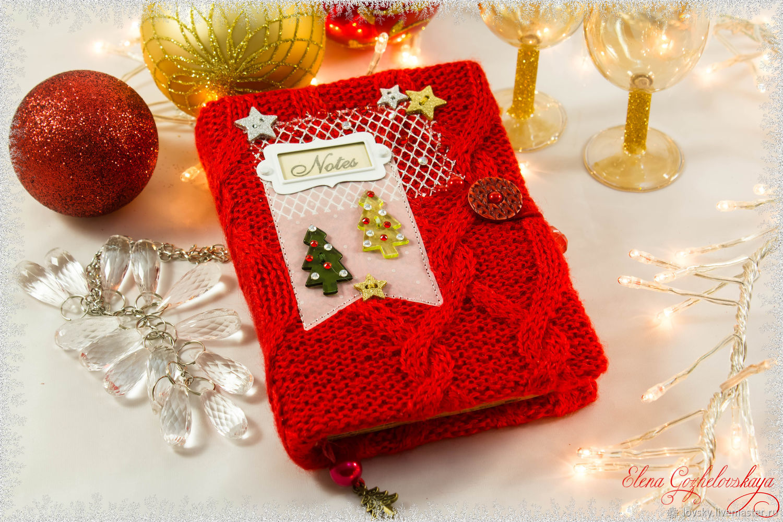 Christmas Notepad, Notebooks, Naro-Fominsk,  Фото №1