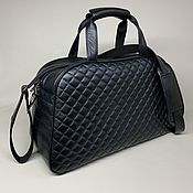 Сумки и аксессуары handmade. Livemaster - original item Bag sports (road) leather. Handmade.