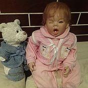 Куклы Reborn ручной работы. Ярмарка Мастеров - ручная работа Улыбчивая крошка. Handmade.