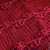 Аксессуары handmade. Livemaster - original item Knitted scarf - Snus Salsa.. Handmade.