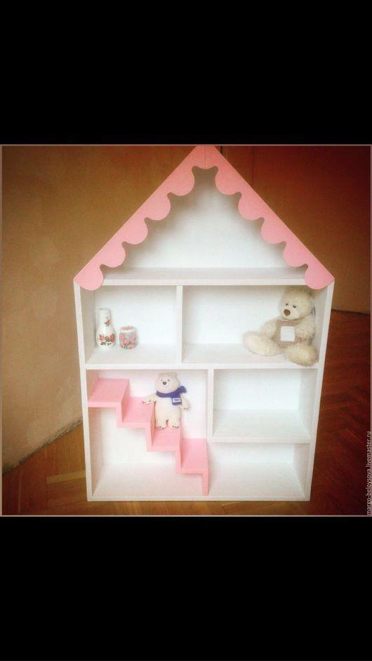 Домик для кукол размеры