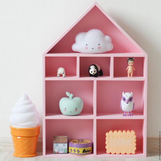 Кукольный дом ручной работы. Ярмарка Мастеров - ручная работа. Купить Кукольный домик. Handmade. Комбинированный, мальчик
