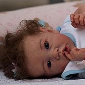 Куклы и игрушки ручной работы. Ярмарка Мастеров - ручная работа Кукла реборн Саския. Handmade.