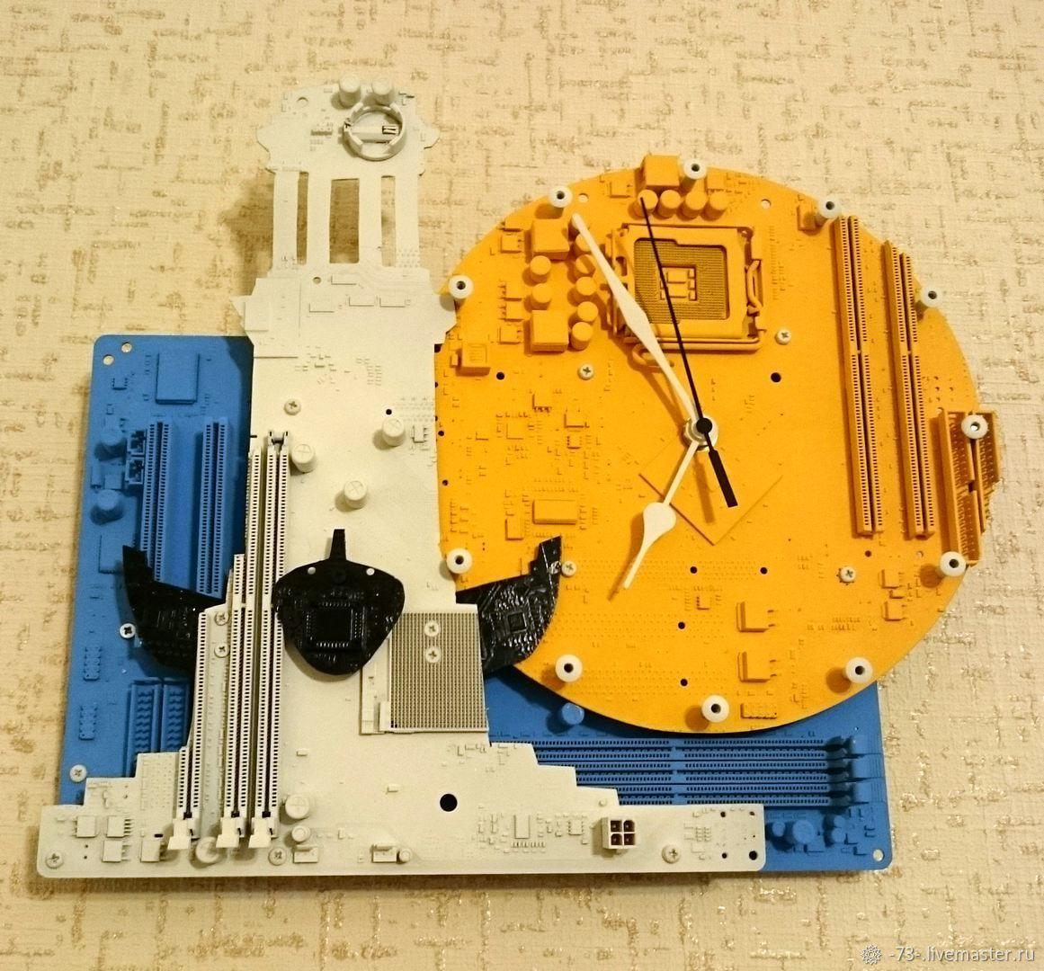Часы Волго-Дон.