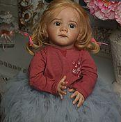 Куклы и игрушки ручной работы. Ярмарка Мастеров - ручная работа кукла реборн Фрида. Handmade.