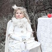Одежда ручной работы. Ярмарка Мастеров - ручная работа Зимняя сказка... Handmade.
