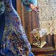 """Коллекционные куклы ручной работы. """"ФОНАРИК"""". Ангелы из саквояжа.Татьяна Адаменко. Ярмарка Мастеров. Фонарик, Паперклей, натуральный тресс"""