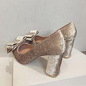 Туфли ручной работы. Ярмарка Мастеров - ручная работа Шикарные туфли.. Handmade.