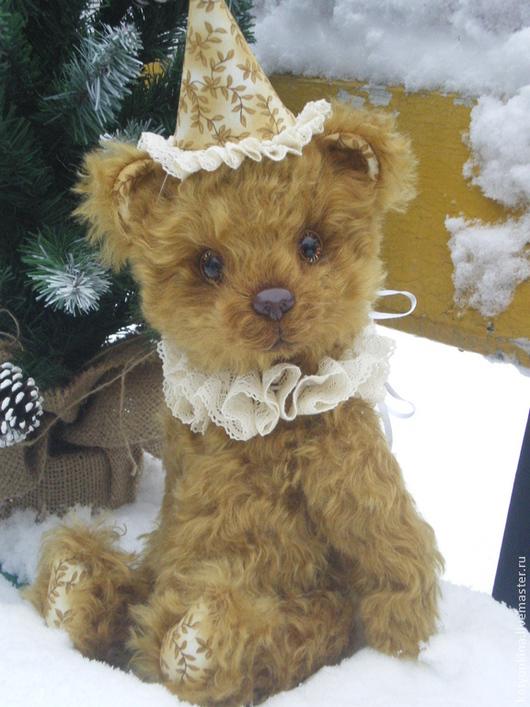 Мишки Тедди ручной работы. Ярмарка Мастеров - ручная работа. Купить Бруно- большой медведь. Handmade. Коричневый, медведь, медведь тедди