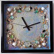 Для дома и интерьера handmade. Livemaster - original item COAST Wall Clock. Handmade.
