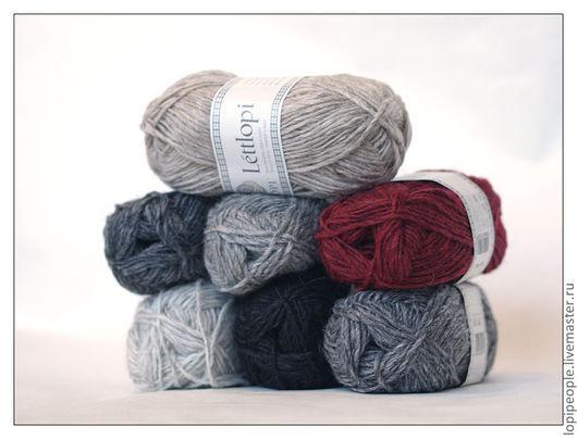 Вязание ручной работы. Ярмарка Мастеров - ручная работа. Купить Легкая Лопи. Handmade. Исландия, теплая шерсть